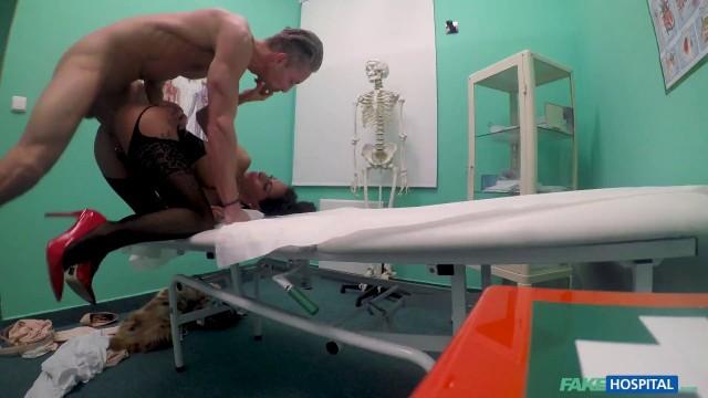 Fakehub Fake Hospital Valentina Sierra Fitness Model Sex