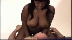 Old man fuck gorgeous big tits ebony