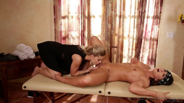 All Babe Massage Sensation Therapy Part One Jessa Rhodes Aspen Rae