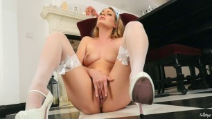 Twistys Veronica Weston In Join My Fantasy Cum On Wife Tits