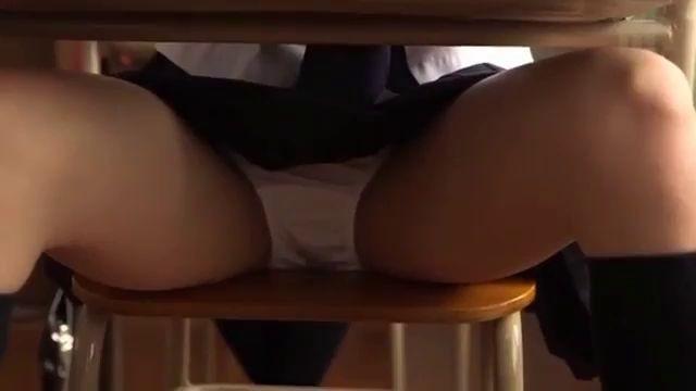 Masturbating Larkin In College