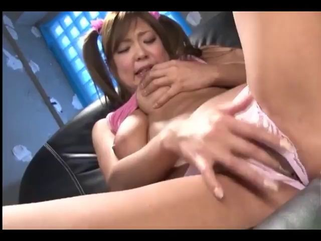 Asian Melena Is Masturbating And Squiring