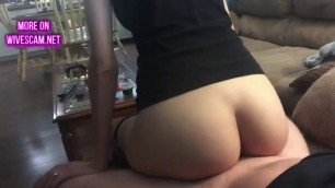 good ass blonde wife reverse cowgirl compilation