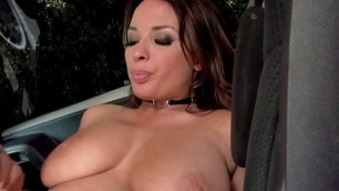 Hot Minx Anissa Kate Gets Her Holes Plowed