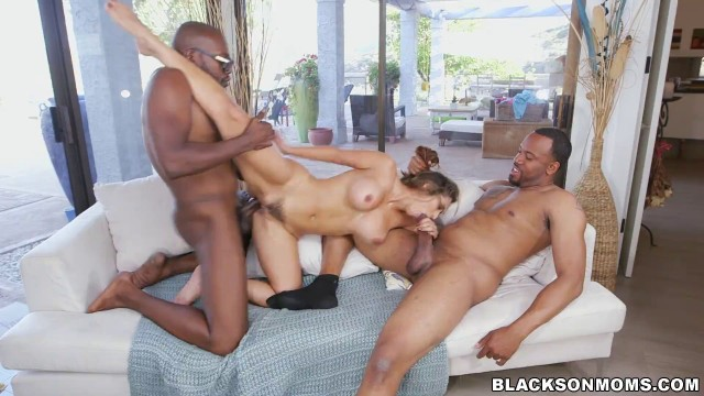 Bbc On Moms Reena Sky Painting Her Face With Jizz