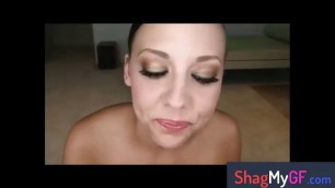 CUM BABY ON MY TONGUE COMPILATION PART 7