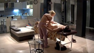 The Hard Bdsm Massage