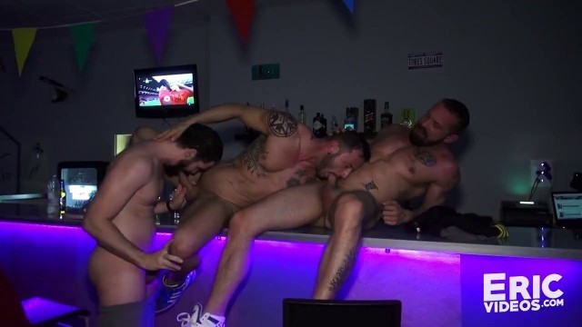 Gay Boy Orgy Diego Goes To A Bar To Get Pounded Diego Stefan Raw Antonio Miracle