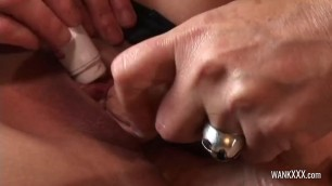 Les Mature Gets Banged With Sex Toys