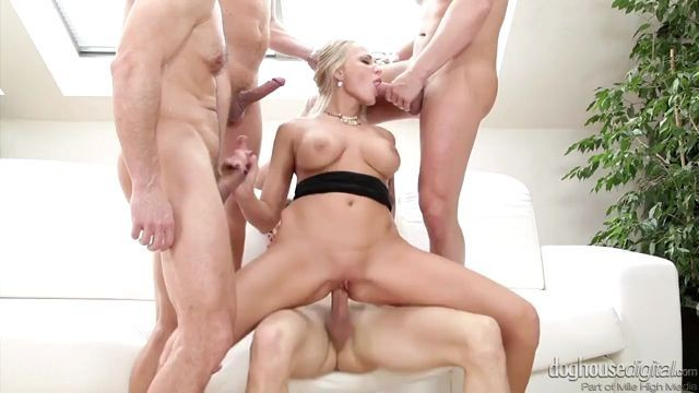 4 On 1 Gang Bangs 3 Kayla Green Gonzo Blonde Russian