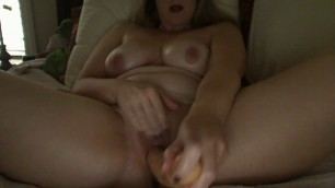 Chubby girl big perfect toys masturbation
