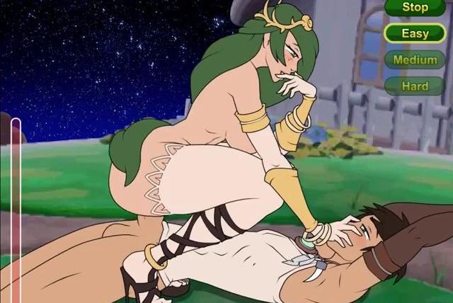 Breeding super smash bros porn gifs girl